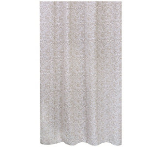 "Metro Farmhouse Glorian 72"" x 72"" ShowerCurtain - H290812"