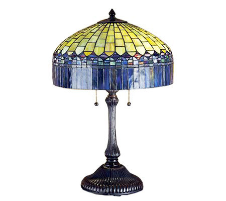 Tiffany Style Original L. C. Tiffany Design TabLamp
