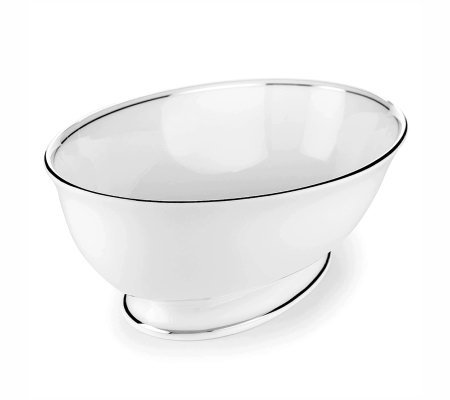 Lenox Federal Platinum Open Vegetable Bowl