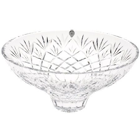 "Waterford Crystal 13"" Hawley Bowl"