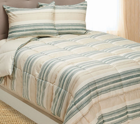 Coleman 400TC Americana Year Round Down Alternative Twin Comforter