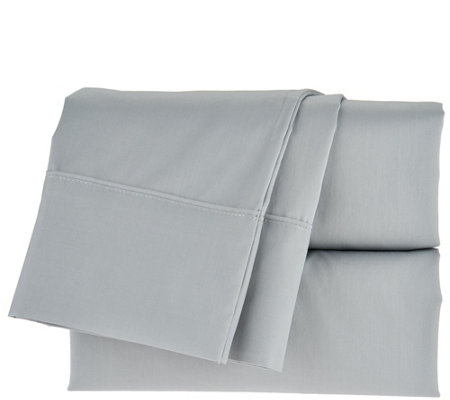 MISSION Vapor Active Cotton Sateen Queen Sheet Set