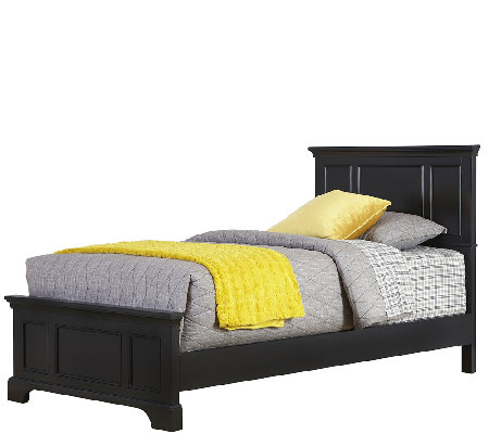 Home Styles Bedford Twin Bed