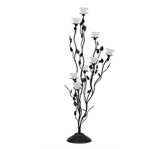 Exhart Indoor/Outdoor LED Flower Lamp - H287513