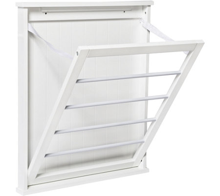 Honey-Can-Do Small Wall-Mounted Drying Rack