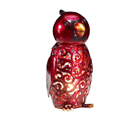 DecoFLAIR Cardinal Electric Luminary