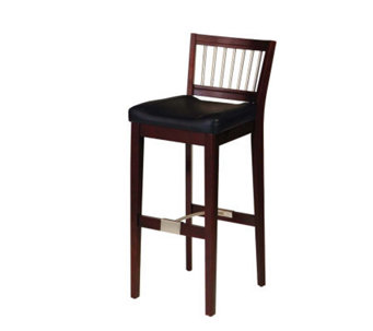 Home Styles Coffee Finish Bar Stool - H136614