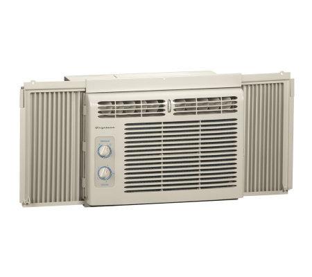 frigidaire 5000 btu mini room window air conditioner. Black Bedroom Furniture Sets. Home Design Ideas