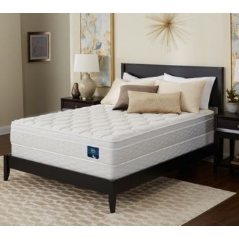 Serta Brookgate Euro Top Twin XL Mattress Set