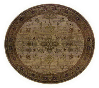 Sphinx Antique Heriz 6' Round Rug by Oriental Weavers - H139715