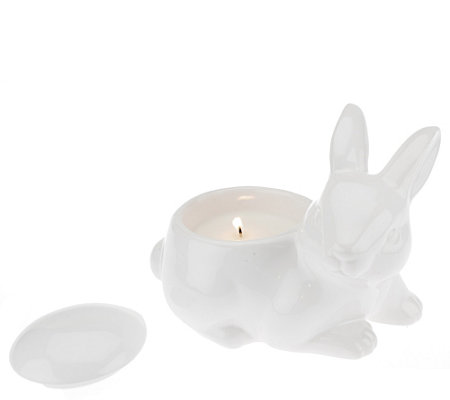ED On Air 5.5oz Filled Animal Figural Candle by Ellen DeGeneres