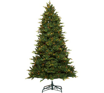 Bethlehem Lights 9' Grand Fir Tree with Swift Lock Technology - H208515