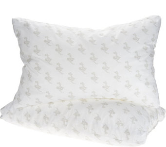 MyPillow S/2 Premium Standard/Queen Pillows with Supima Cotton - H214215