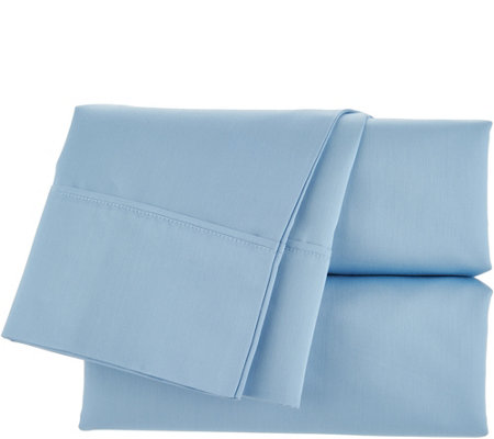 Home Reflections 2000TC Cooling 4 pc Easy Care Twin Sheet Set
