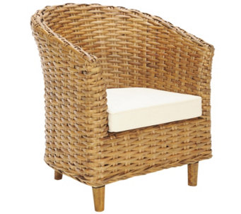 Omni Barrel Chair by Valerie Parr Hill - H288215