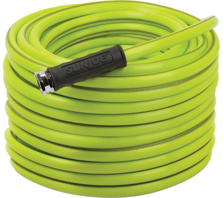 "Aqua Joe 100' 5/8"" Heavy-Duty Garden Hose"