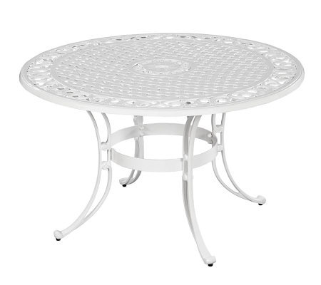 "Home Styles Biscayne 42"" Round Outdoor Dining Table"