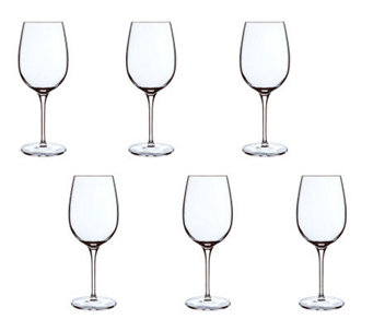 Luigi Bormioli 20-oz Vinoteque Ricco Glasses -Set of 6 - H364915