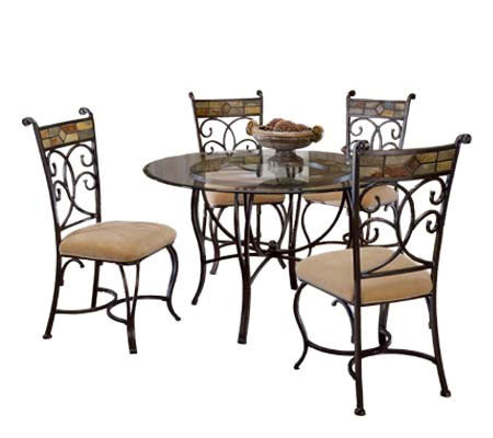 Hillsdale Furniture Pompei Dining Chair - Set of 2