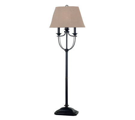 Kenroy Home Belmont Outdoor Floor Lamp