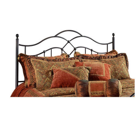 Hillsdale Furniture Oklahoma King Headboard - Bronze Finish