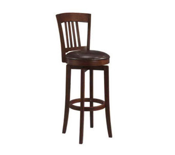 Hillsdale Furniture Canton Swivel Bar Stool - H174116