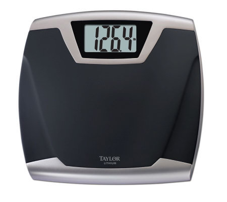 Taylor 7340 Lithium Digital Scale