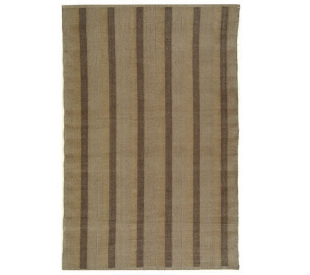 Thom Filicia 6' x 9' Durston Recycled Plastic Outdoor Rug