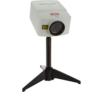 """As Is"" Mr. Christmas Laser Light and Sound Animated Show Projector - H210316"