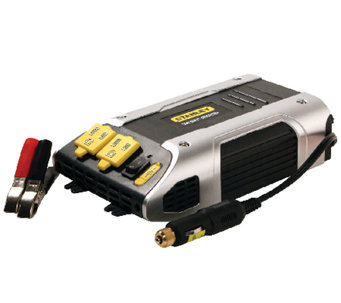 Stanley 500 Watt Power Inverter w/ AC Outlets &USB Port - H284516