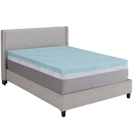 "ComforPedic by Beautyrest 3"" Gel Memory Foam King Topper"