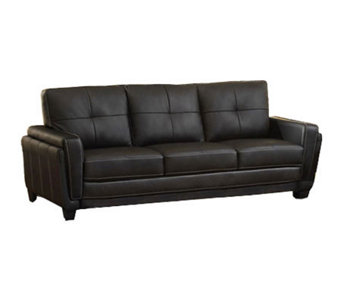 Blacksburg Bonded Leather Sofa