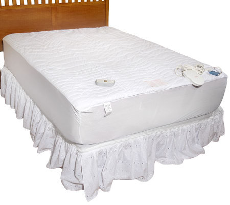 Sunbeam Rest & Relieve Therapeutic Heated Queen Mattress