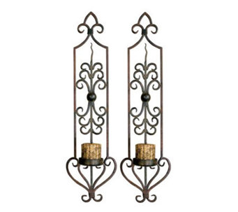 Privas Wall Sconce Set of 2 by Uttermost - H159317