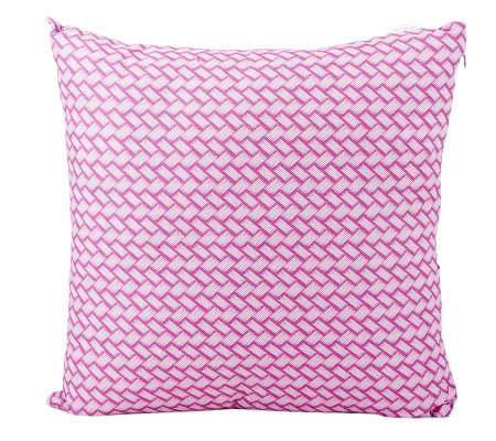 Qvc Decorative Pillows : Liz Claiborne New York Wicker S/2 18