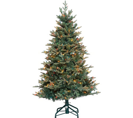Bethlehem Lights 5' Blue Spruce Christmas Tree