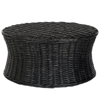 Ruxton Cocktail Ottoman by Valerie Parr Hill - H288217