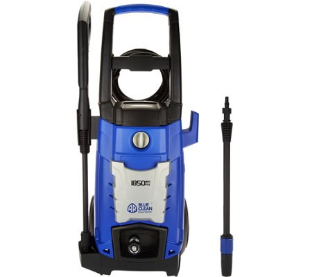 Blue Clean 1850 PSI Pressure Washer with TurboNozzle
