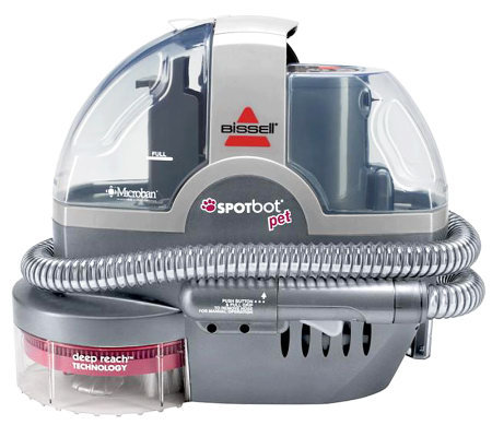 Bissell SpotBot Pet Portable Deep Carpet  Cleaner