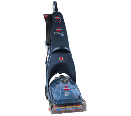 Bissell Proheat 2x Carpet Steamer Page 1 Qvc Com