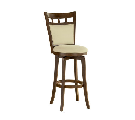 Hillsdale Furniture Jefferson Swivel Bar Stool