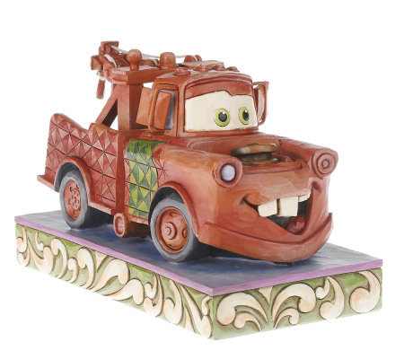 Jim Shore DisneyTradition Mater Disney Pixar Cars Figurine