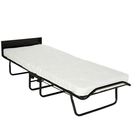 JayBe Fold Away Single Bed with Mattress