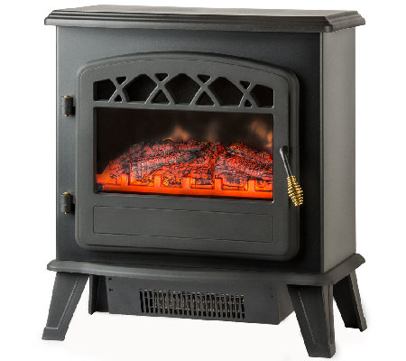 Warm House Ottawa Floor-Standing Electric Fireplace