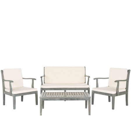 Safavieh Montclair 4-Piece Outdoor Set
