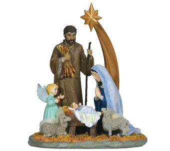 Holy Night Nativity Figurine by Pipka - H290018