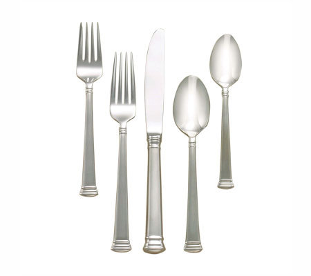 Lenox Eternal Flatware 5-Piece Place Setting