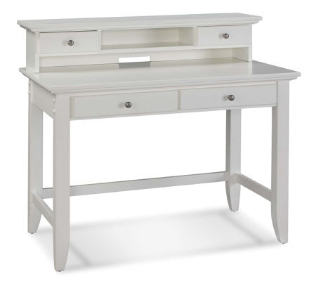 Home Styles Naples Student Desk and Hutch