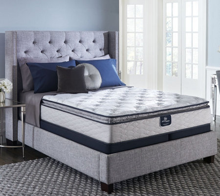 Serta Perfect Sleeper Transpire SQ Pillowtop Mattress Set