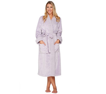Velvet Soft Full Length Kimono Robe By Berkshire Blanket - H210019